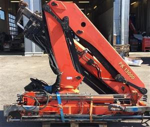 Palfinger PK13000 (13 ton.m) crane for sale