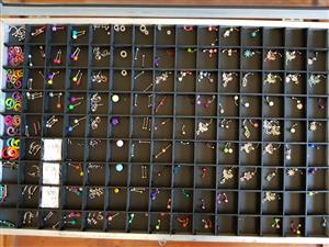 jewelry piercing equipment