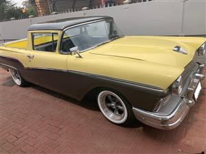 1957 Ford Ranchero with 351 Motor