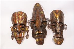 African design masks