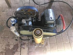 HP Compressor