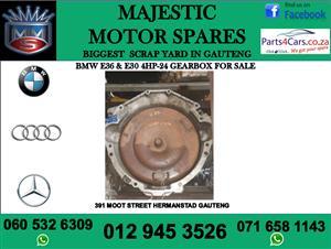 Bmw E36 & E30 4HP24 gearbox for sale