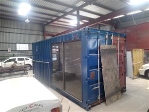 6 m Office Container