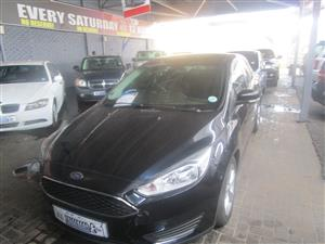 2016 Ford Focus 1.6 Trend 4 door