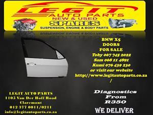 BMW X5 DOORS