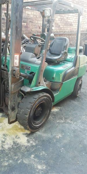 Monthly Forklift Hire