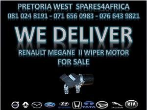 RENAULT MEGANE 2 WIPER MOTOR FOR SALE