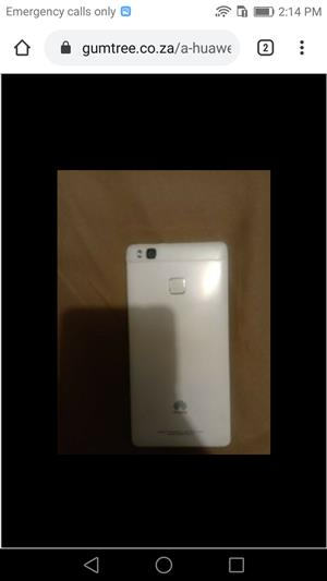 "Huawei P9 lite mint ""urgent""neg"