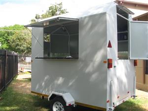 O. KITCHEN TRAILER