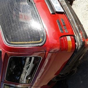 1990 Ford Sierra