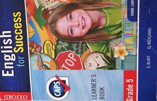 GRADE 5 Textbooks