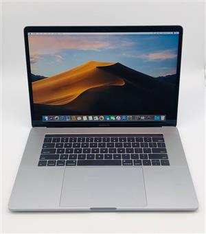 Apple MacBook Pro 15-inch 2.8GHz Quad-Core i7 (Touch Bar, 512GB, Space Gray) - Pre Owned