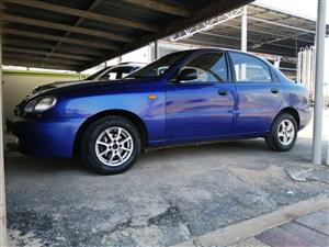 2000 Daewoo Lanos 1.4i