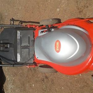 lawnmower electric riobi