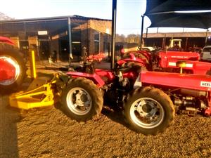 Lambordini Tractor & Lambordini Slasher
