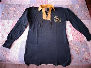 South African Football Association Jersey  (about 1935)