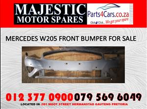 Mercedes benz w205 bumper for sale new spares
