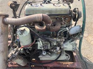 Mercedes Diesel Motor For Sale