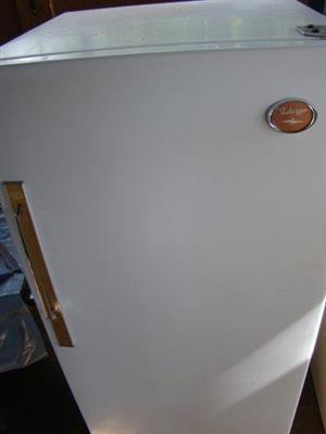 Fuchsware with small Freezer inside