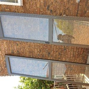 Aluminium Sliding / Stacker doors