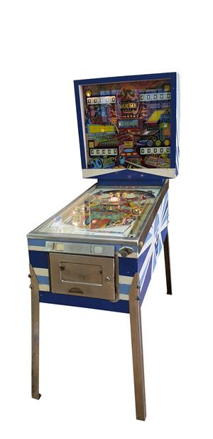 Just Pinballs offers you a step back into the past, and remember the good old days with one of our many Pinball Machines to choose from. why not give us a call to give that someone special and amazing christmas gift this year.