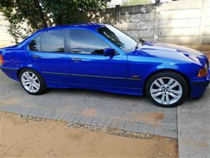 BMW 3 Series 318i Edition Sport Line Shadow