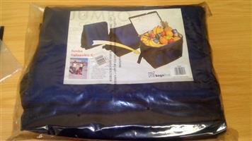 Jumbo Collapsible Cooler Bag