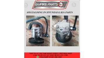 *POWER STEERING PUMP* - KI002 KIA K2700 2010 J252