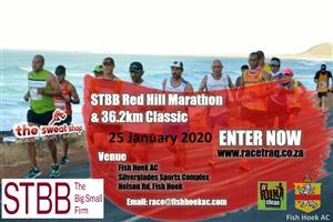 Red Hill Marathon & Classic Road Race