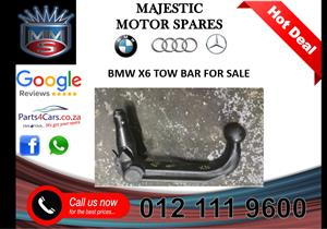 Bmw X6 tow bar for sale
