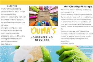 Ouma's Housekeeping Services