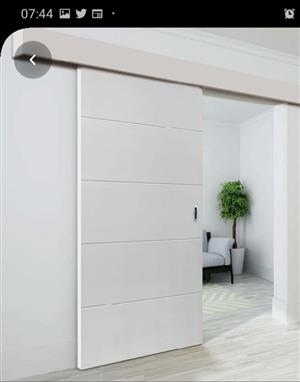 Doors for small spaces