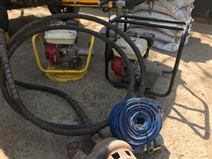 Drive units and submersible pump