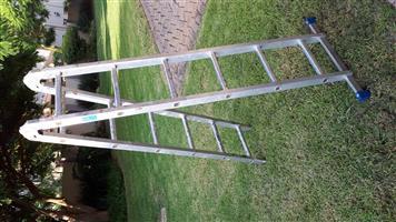 Aluminum 3 Step Ladder.