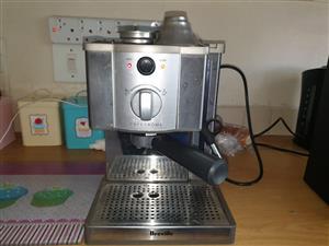 Breville Coffee Machine for sale