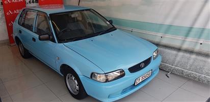 2001 Toyota Tazz 130
