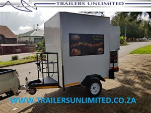 R30000 FOR THIS MOBILE KITCHEN.