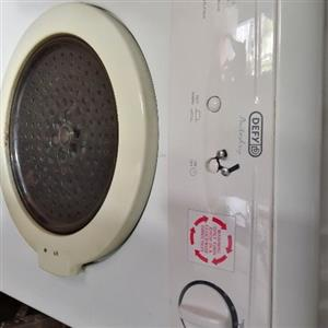 Defy 6kg tumble dryer working