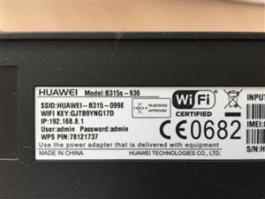 Huawei WiFi modem