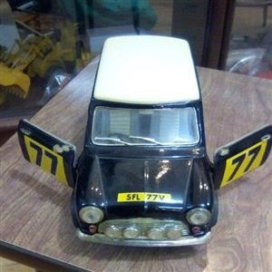 Model Mini Cooper SS Scale 1:16