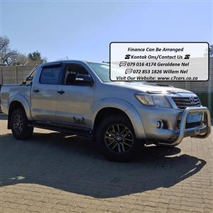 2015 Toyota Hilux 2.5D 4D double cab Raider Legend 45