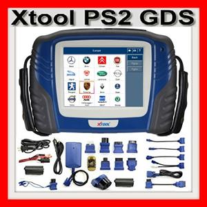 XTOOL PS2 GDS new released car diagnostic promotion offer R9000 NOW IN STOCK!!