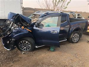 2015 Nissan Navara New Shape Now Stripping For Spares
