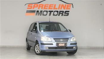 2003 Hyundai Getz 1.3
