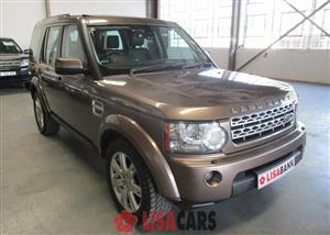 2010 Land Rover Discovery 4 3.0 TDV6 S