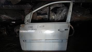 Ford Fiesta 2007 Left Front Door