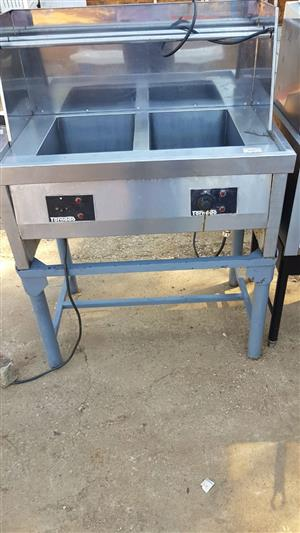 Electric deep fryer R4000