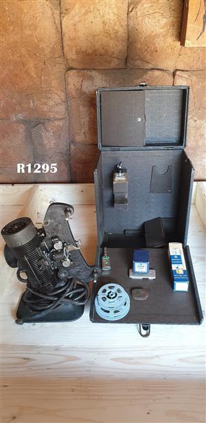 Bell & Howell Filmo 8 Model 122 B 8mm Cine Film Projector
