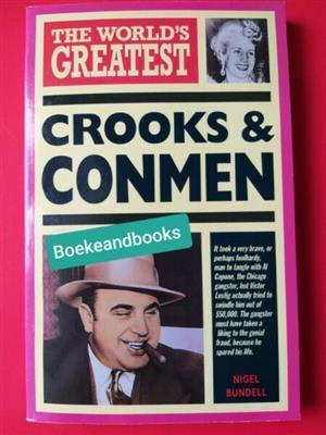 The World's Greatest Crooks & Conmen - Hamlyn.