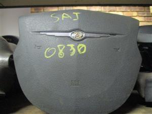 CHRYSLER SEBRING 2007 2.4 AIRBAG FOR SALE